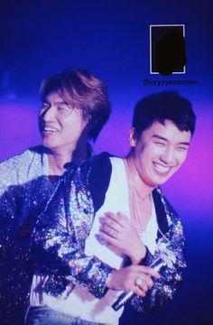 160820 Daesung & Seungri @ BIGBANG's 10th Anniversary Concert in Seoul © yyyyyeonnnnn