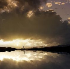 The only moment we were alone - Surreal Photography by George Christakis  <3 !
