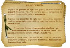 procent/procentaj Good To Know, Grammar, Parenting, Learning, Languages, Studying, Childcare, Teaching, Education