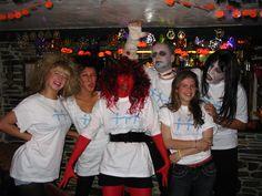 The team, Halloween 2009