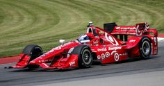 Unstoppable Scott Dixon Shatters 15-Year-Old Lap Record At Mid-Ohio