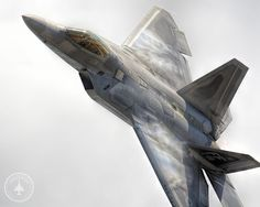 The F-22A Raptor. No boots on the ground. We'll take care of it from up here. Thank you:)