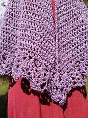 Ravelry: PixieLynx's The First All Shawl
