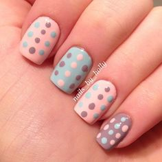 Instagram photo by nails_by_holly #nailart #nails