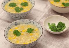 Chinese Chicken Sweet Corn Soup Recipe