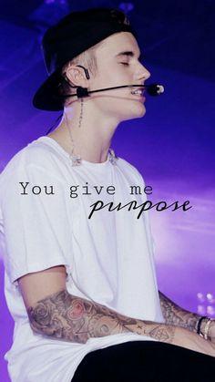 Você me da um propósito!♡