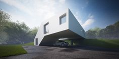 House Hafner – Hornung and Jacobi Architecture