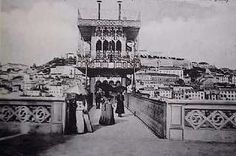 Elevador da Santa.Justa Lisbon - Szukaj w Google Gustave Eiffel, Big Ben, Building, Google, Travel, Elevator, Skinny, Viajes, Buildings
