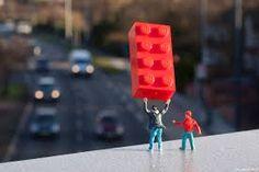 Image result for street artist little figurines