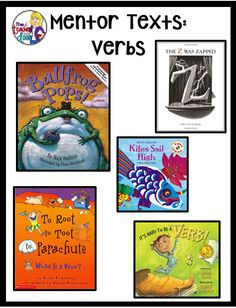 Teaching Grammar Using Mentor Texts - The Teacher Next Door - Creative Ideas From My Classroom To Yours