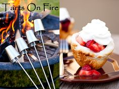 Cooking Classy - Tarts On Fire sticks GIVEAWAY!!! Must have cookware of the year!