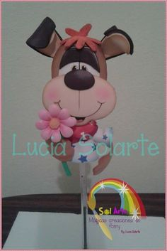 Pencil Toppers, Baby Shower, Felt Crafts, Ale, Minnie Mouse, Dolls, Pencil Holders, Pens, Notebook