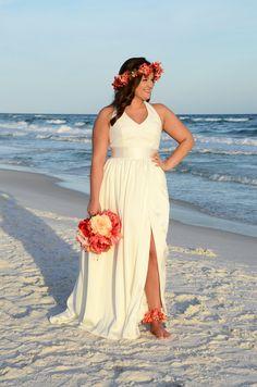 Destin, Florida destination beach wedding