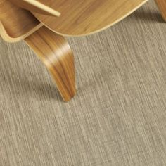 Bamboo Plynyl Floor Mat by Chilewich  Good for wood floor in kitchen