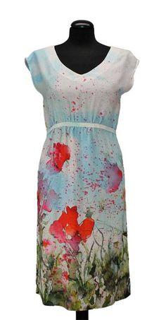 Schnittmuster Kleid Lazzaro- www.schnittquelle.de - einfache ...