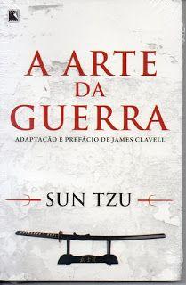 Sebo Felicia Morais: A  Arte da Guerra- Adaptação  e Prefácio de James ...
