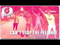 Can't Stop The Feeling - Justin Timberlake - Salsation choreography