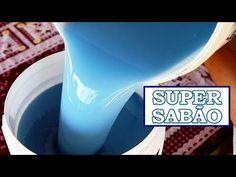 Sabão Líquido Maravilhoso Igualzinho o do Mercado, por menos de 5 reais/Tipo omo Liquido - YouTube