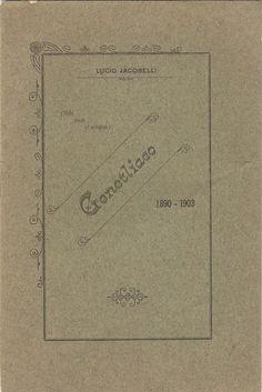 Lucio Iacobelli  Genetliaco 1890-1903 OB11