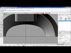 How to build complex surface shapes in Rhino | lynda.com tutorial - YouTube