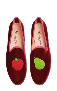 M'O Exclusive #Applesn'Pears Loafer by Del Toro for Preorder on Moda Operandi