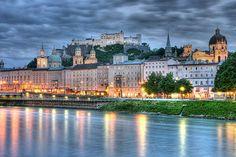 Salzburg Mozart House In - Bing Images Innsbruck, Salzburg, Sound Of Music Tour, Travel Around The World, Around The Worlds, Top 10 Films, Visit Australia, Beautiful Places To Travel, National Parks