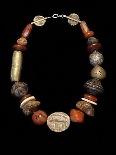 Funky Jewelry, Tribal Jewelry, Gemstone Jewelry, Beaded Jewelry, Unique Jewelry, Tribal Necklace, Yoga Jewelry, Hippie Jewelry, Western Jewelry