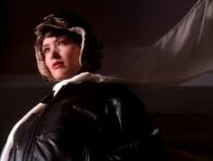 """Joel dreams he is back in New York and Maggie is his wife (dressed as Amelia Earhart), from """"The Russian Flu"""" Northern Exposure, Amelia Earhart, Best Shows Ever, Pixie Cut, Cool Cats, Favorite Tv Shows, Alaska, Behind The Scenes, Tv Series"""