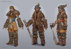 Fable 3 Concept Art by Emrah Elmasli Character Concept, Character Art, Character Design, Fable 3, Concept Draw, Concept Art World, Fantasy Male, Game Art, Art Reference