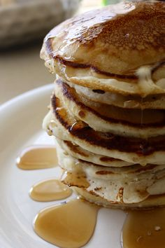 """Good Old Fashioned Pancakes 