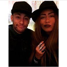 Neymar and Rafa on his bday
