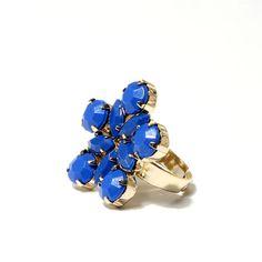 Köves kék gyűrű: 2200.- Király utca és online: http://webshop.latomas.hu/Kekgyuru2