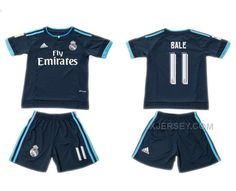 http://www.xjersey.com/201516-real-madrid-11-bale-champions-league-away-youth-jersey.html 2015-16 REAL MADRID 11 BALE CHAMPIONS LEAGUE AWAY YOUTH JERSEY Only $35.00 , Free Shipping!
