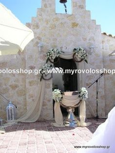 myrovolos : γάμος και βάπτιση κτήμα Le Chevalier 1 Baby Girl Baptism, Baby Christening, Wedding Gate, Diy Wedding, Wedding Ceremony Decorations, Wedding Guest Book, Love And Marriage, Kids And Parenting, Event Design