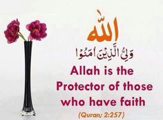When Allah wants to protect you, nothing can harm you Allah Quotes, Quran Quotes, Islamic Quotes, Online Quran, Beautiful Names Of Allah, Noble Quran, Allah God, All About Islam, Islamic World