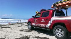 Toyota Hits the Beach to Help San Diego Lifeguards Promote Beach Safety Toyota Usa, Car Activities, Water Safety, Lifeguard, Summer Beach, San Diego