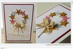 paper-la-papp - Stampin up! Welcome Christmas