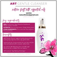ART Gentle Cleanser~Young Living Essential Oils
