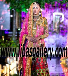 Discover whimsical Bridal Dresses from the designers INDIA PAKISTAN LONDON FASHION collection on site now www.libasgallery.com #wedding #weddingdress #weddinggown #embroidery #embellished #luxuryfashion #lehenga #sari #indianstyle #indianfashion #indianbride #indiancouture #pakistanifashion #pakistanibride #desifashion #desibride #desistyle #bridalfashion #bridalwear #boutiqueOnline #boutiqueUK #boutiquelondon #londonStore #londonShop #EastLondon #SouthLondon #PakistaniFashion #LondonFashion