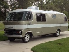 "1973 Dodge Travco Motorhome,""One of the Greatest Coaches Ever"" -Motorhome Mag"