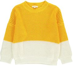HUNDRED PIECES Two-Tone Jumper