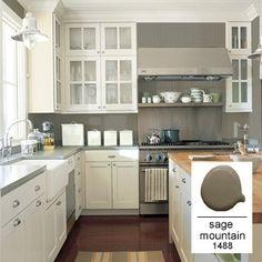 Sage Mountain 1488, Benj. Moore