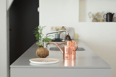 tons of info on solid-surface countertops : Corian Countertops Kitchen via Remodelista