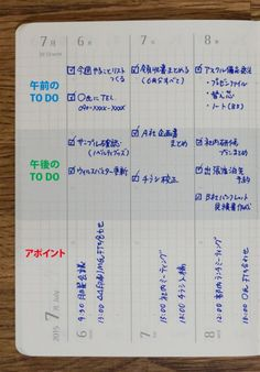 TO DO weekly2