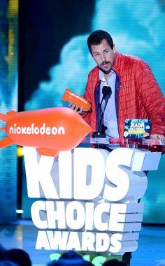 Nickelodeon Kids' Choice Awards 2016 Winners List   E! Online Mobile
