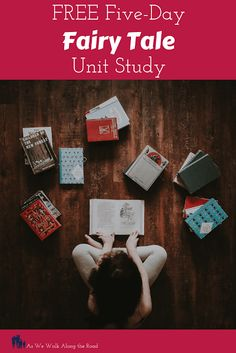 14 Simple Advice Fairy tales are a great unit study topic! You can explore fairy tales, plot, and so much more in this free five-day fairy tale unit study. French Fairy Tales, Fairy Tales Unit, Fairy Tales For Kids, Fairy Tale Activities, Fractured Fairy Tales, School Fun, Wizard School, Middle School, High School