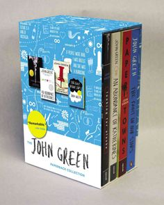 The John Paperback Collection: Looking for Alaska / An Abundance of Katherines / Paper Towns / The Fault in...