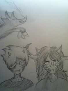 For 19B4A13 Ebony's Oc Awesomeness challenge :3 lol Tanners like 'Germs!' and Daggers like 'how dare you'
