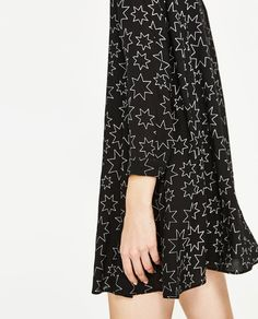 Image 6 of STAR PRINT DRESS from Zara