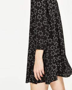 Image 6 of STAR PRINT DRESS from Zara